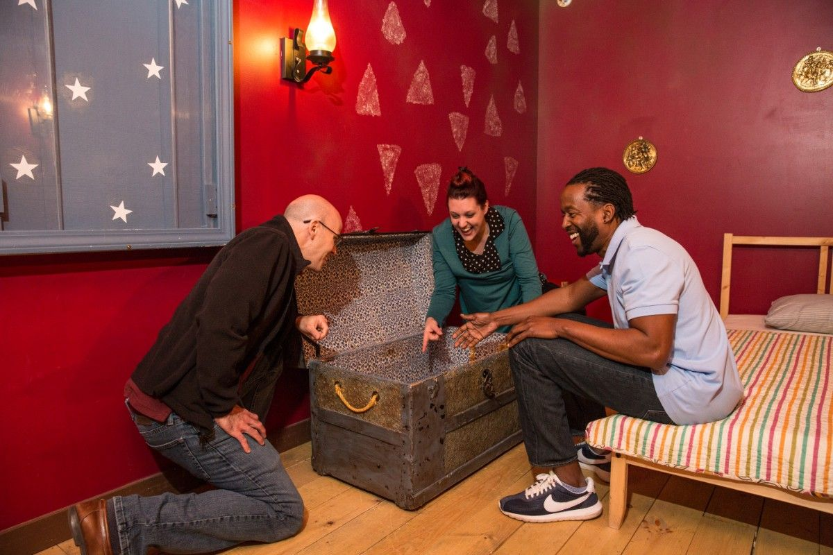 Photo Gallery Of Escape Room Mystery Adventures In King Of